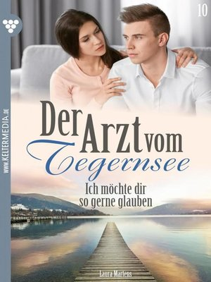 cover image of Der Arzt vom Tegernsee 10 – Arztroman