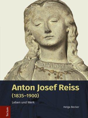 cover image of Anton Josef Reiss (1835–1900)