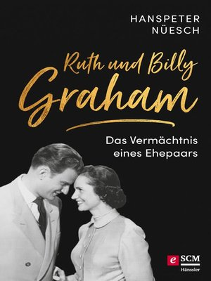 cover image of Ruth und Billy Graham