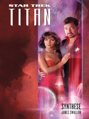 cover image of Star Trek--Titan 6