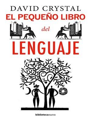 cover image of El pequeño libro del lenguaje