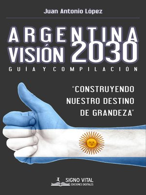 cover image of Argentina Visión 2030