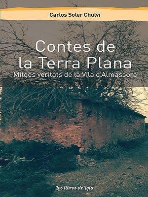 cover image of Contes de la Terra Plana