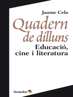 cover image of Quadern de dillluns