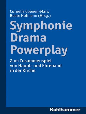 cover image of Symphonie--Drama--Powerplay