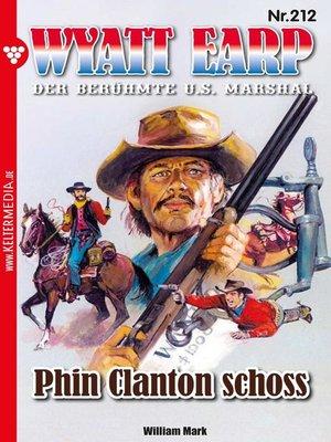cover image of Wyatt Earp 212 – Western