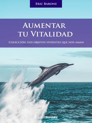 cover image of Aumentar tu vitalidad