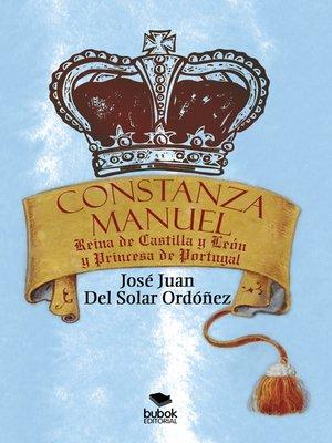 cover image of Constanza Manuel