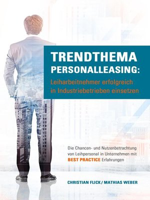 cover image of Trendthema Personalleasing