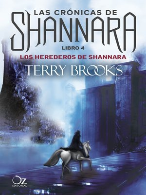 cover image of Los herederos de Shannara