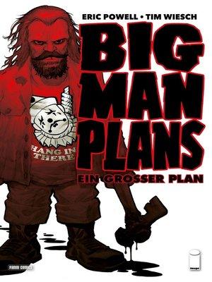 cover image of Big Man Plans--Ein großer Plan