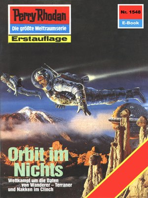 cover image of Perry Rhodan 1548