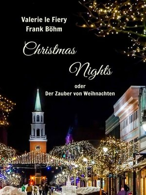cover image of Christmas Nights