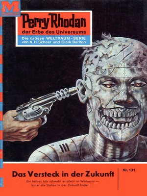 cover image of Perry Rhodan 131