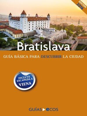 cover image of Bratislava