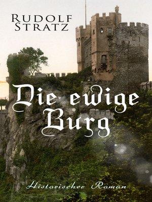 cover image of Die ewige Burg