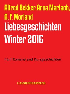 cover image of Liebesgeschichten Winter 2016
