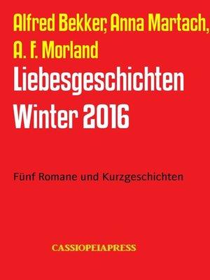 cover image of Liebesgeschichten Winter 2016