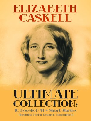 cover image of ELIZABETH GASKELL Ultimate Collection