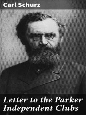 cover image of Letter to the Parker Independent Clubs