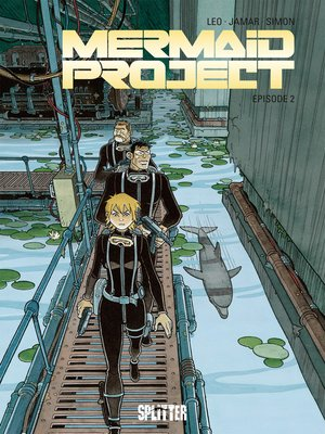 cover image of Mermaid Project. Band 2