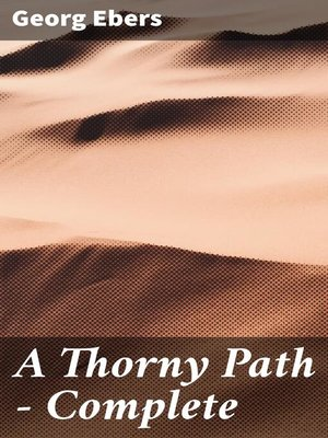 cover image of A Thorny Path — Complete