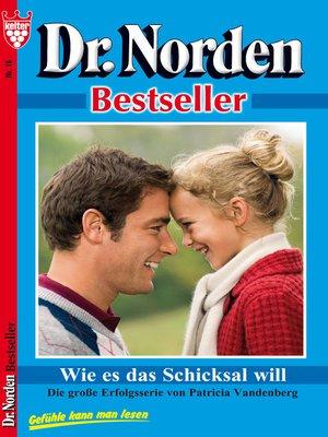 cover image of Dr. Norden Bestseller 16--Arztroman