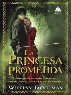 cover image of La princesa prometida