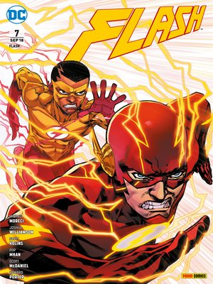cover image of Flash, Bd. 7 (2. Serie)