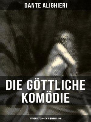 cover image of Die Göttliche Komödie