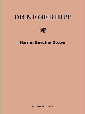 cover image of De hut van Oom Tom