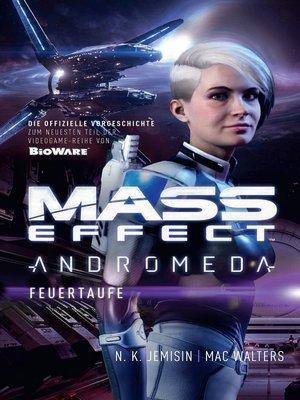 cover image of Feuertaufe