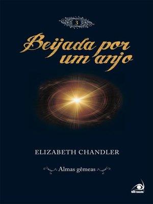 cover image of Beijada por um anjo 3--almas gêmeas