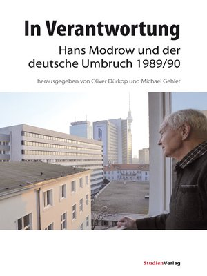 cover image of In Verantwortung