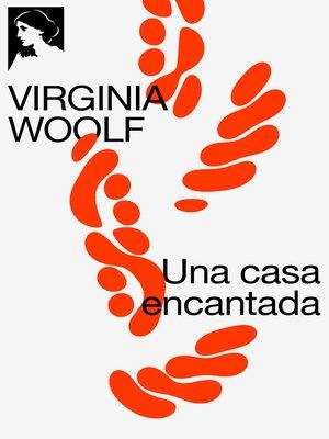 cover image of Una casa encantada