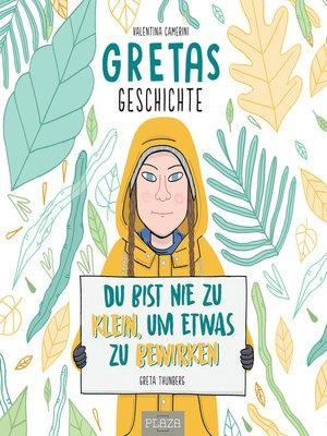 cover image of Gretas Geschichte