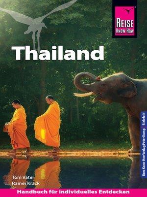 cover image of Reise Know-How Reiseführer Thailand