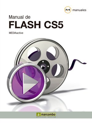 cover image of Manual de Flash CS5