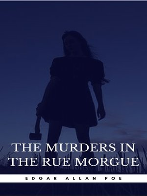 cover image of The Murders in the Rue Morgue (Book Center)