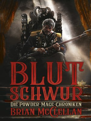 cover image of Die Powder-Mage-Chroniken 1