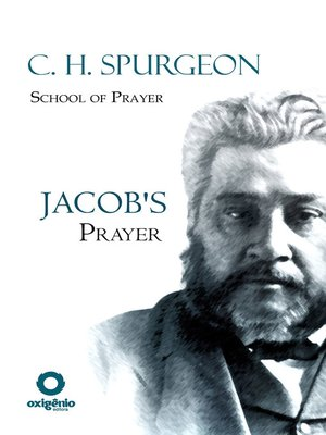 cover image of Jacob's prayer