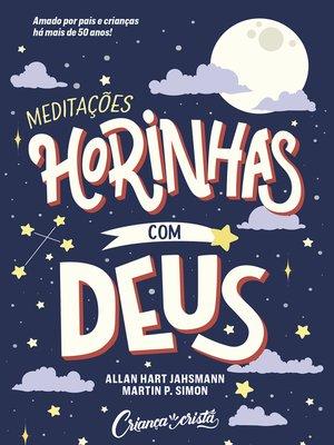 cover image of Horinhas com Deus