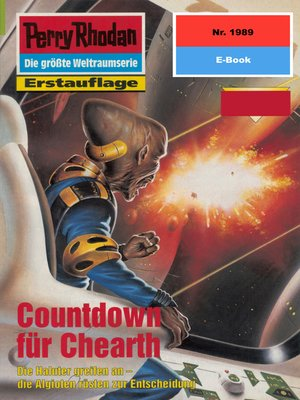 cover image of Perry Rhodan 1989