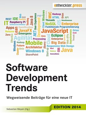 cover image of Software Development Trends