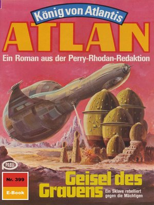 cover image of Atlan 399