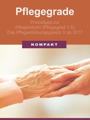 cover image of Pflegegrade