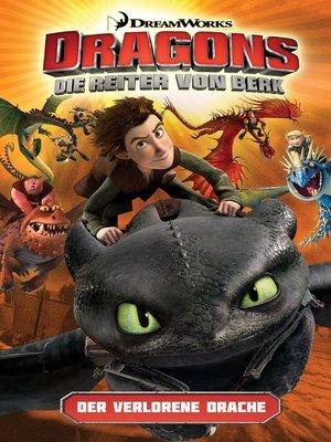 cover image of Dragons--Die Reiter von Berk 1