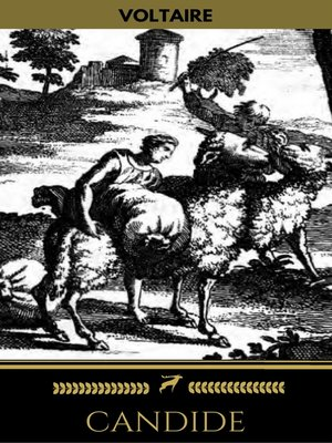 cover image of Candide (Golden Deer Classics)