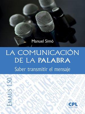 cover image of La comunicación de la Palabra