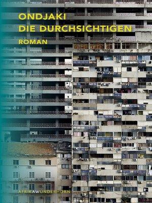 cover image of Die Durchsichtigen